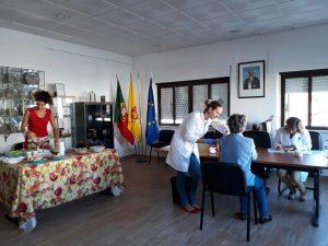 Workshop de Degustação nas freguesias: Azueira e Sobral da Abelheira