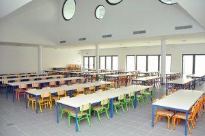 Confie nos Refeitórios Escolares