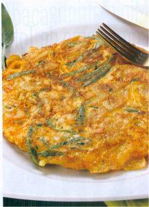 Tortilha de Feijão-verde