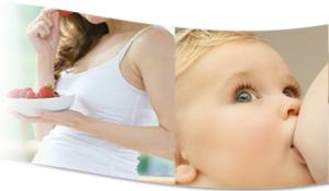 Durante a Amamentação… Cuidados Alimentares da Mãe!