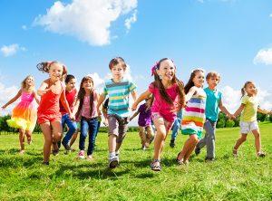 Actividade Física na Infância
