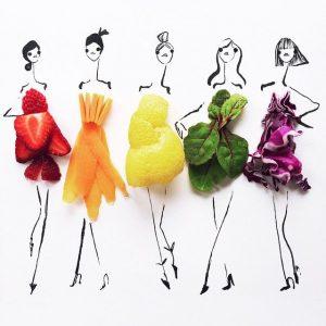 Seja Feliz com a Alimentação Saudável!