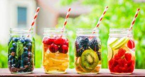 Hidratação para o Verão!