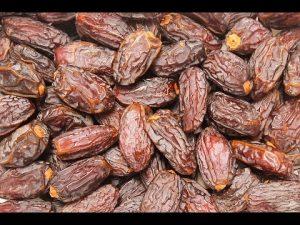 Tâmaras Medjool – Snack Saudável
