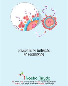 FERTILIDADE – CONSULTAS DE NUTRIÇÃO ONLINE