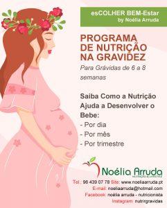 Saiba como a Nutrição Ajuda a Desenvolver o Bebe