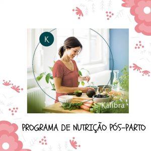 Programa de Nutrição, para o Emagrecimento no Pós-Parto