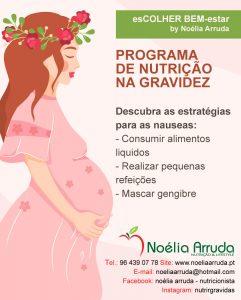 Programa de Nutrição para Grávidas