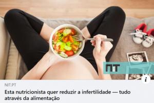 Esta nutricionista quer reduzir a infertilidade — tudo através da alimentação